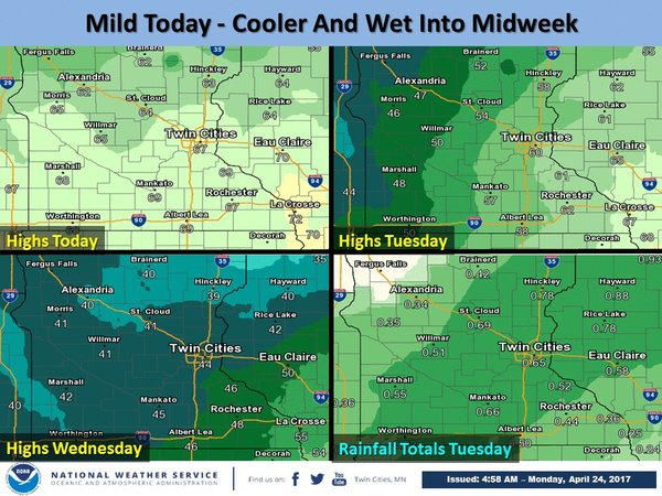 Mild Today Then Cooler And Wet Into Midweek Pbs Twimg Com Media C K2tjtxuaazjuo Jpg