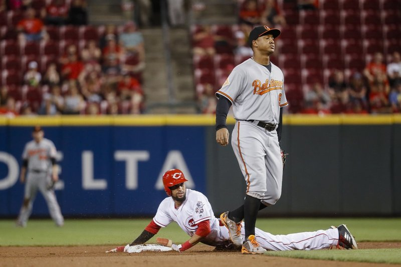 Bases-loaded walk in 11th pushes Orioles past Rays