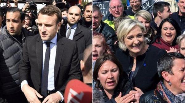 Sortie de l'euro: Marine Le Pen récuse toute