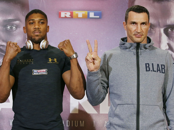 Don't believe the hype, Anthony Joshua vs Wladimir Klitschko is a hard one  to call