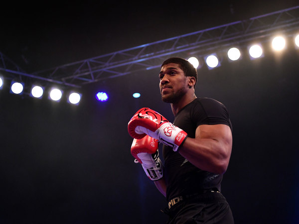 The 3 keys to Anthony Joshua beating Wladimir Klitschko