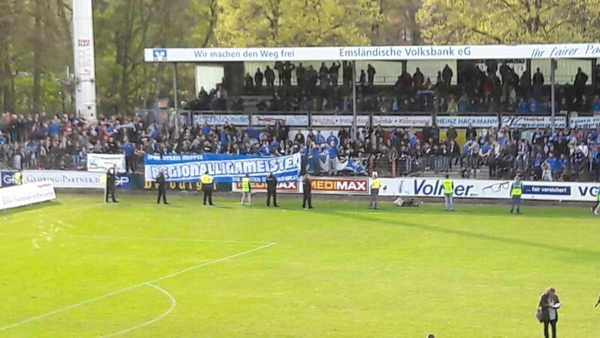 sv meppen gegen hsv ii liveticker sv meppen gewinnt 4 1. Black Bedroom Furniture Sets. Home Design Ideas