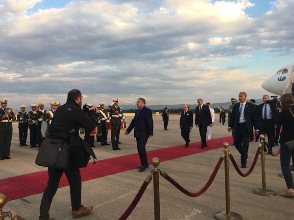 Économie et lutte antiterroriste au coeur d'une visite de Cazeneuve