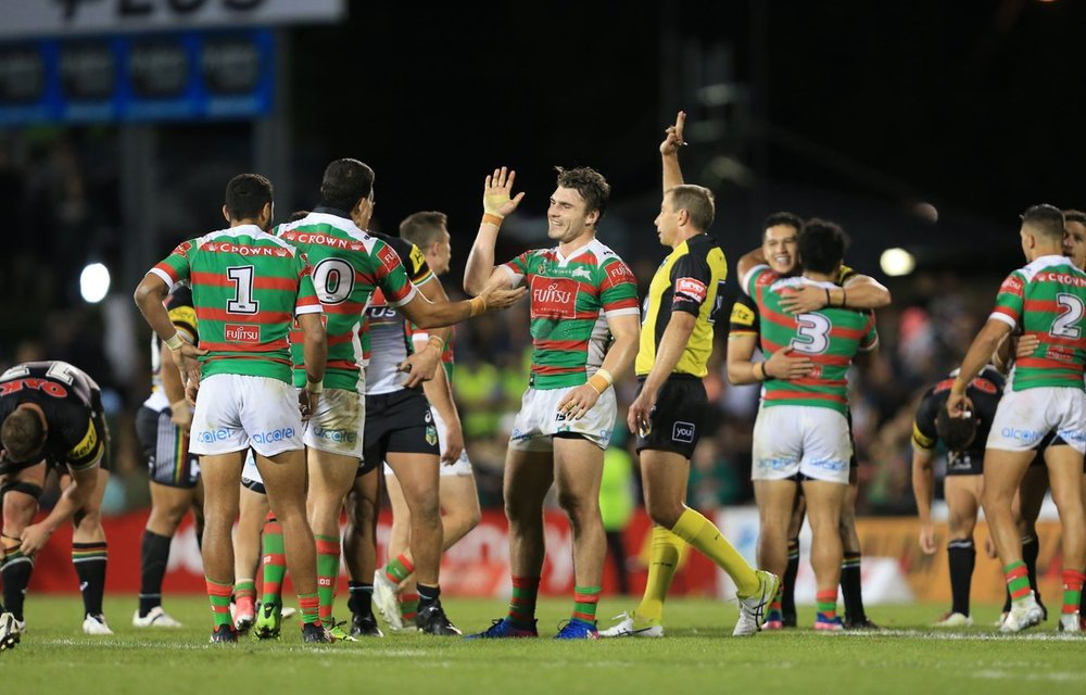 Friday round 6 NRL blog