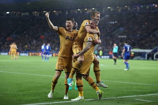 Tottenham Vs Leicester 5 4: Leicester 1-6 Tottenham FT: Harry Kane Hits Four At The