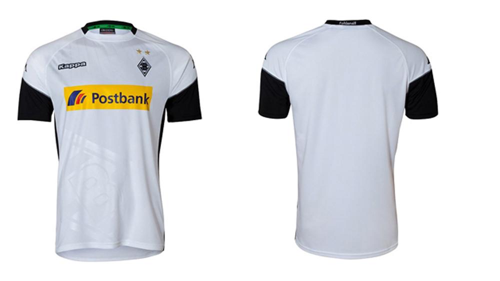 Inspirado pelas camisas da era lendária do técnico Hennes Weisweiler 03f7979835456