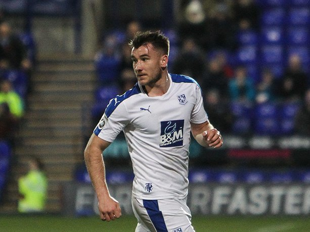 Image result for liam ridehalgh tranmere