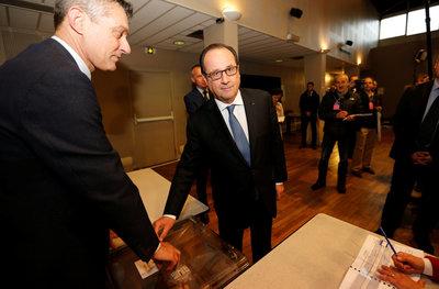France les bureaux de vote fermés à h au second tour pour