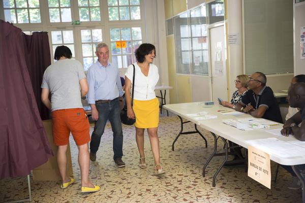 Elections législatives 2017 : retrouvez la journée de vote du