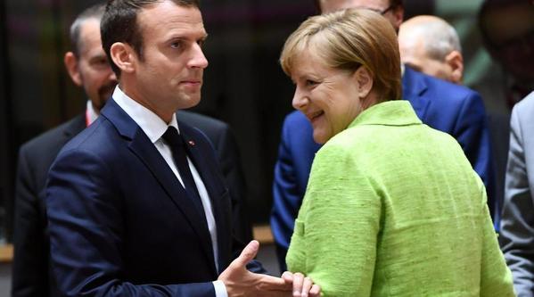 Paris et Berlin, main dans la main