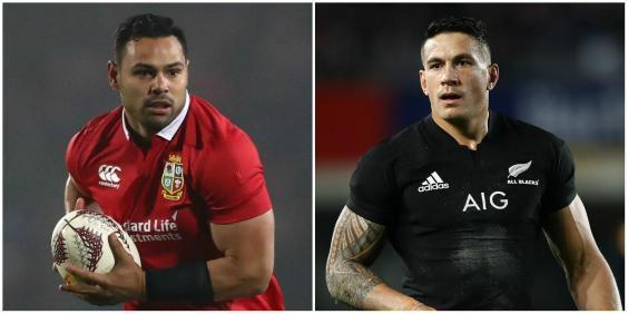 All Blacks take test series lead against Lions