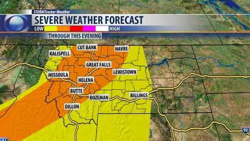 Severe Weather Coverage (6-4-17)