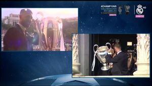 Ramos con la copa