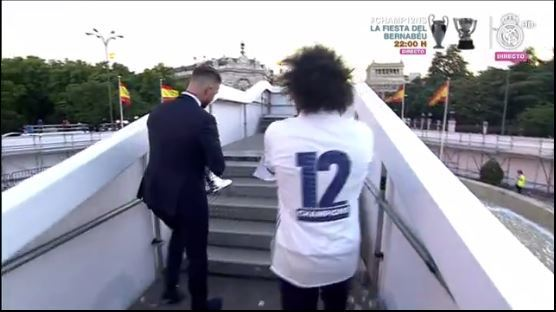 Ramos y Marcelo llevan la copa