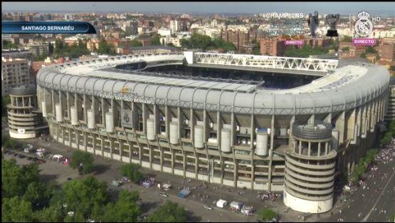 El bus saldrá desde el Santiago Bernabéu