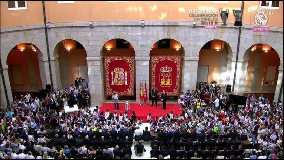 Discurso de la presidenta de la comunidad de Madrid