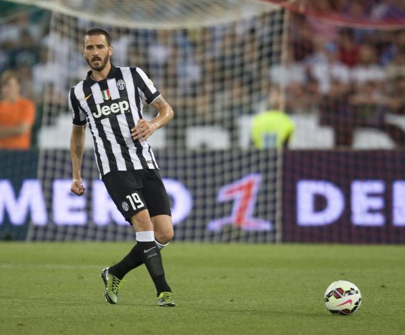 Bonucci podría acabar en el Milan