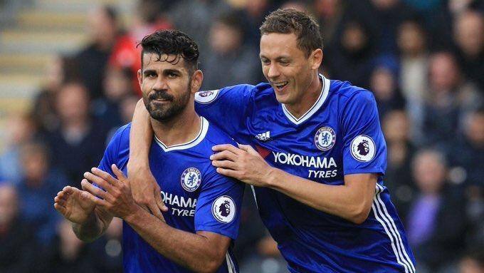 Costa y Matic, ambos podrían salir del Chelsea este verano