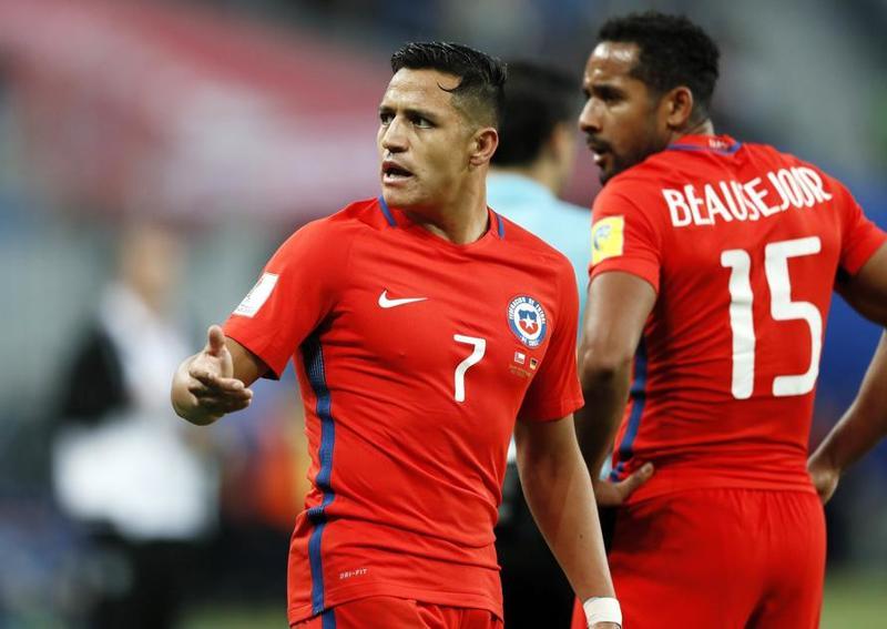 Alexis Sánchez señaló que sí quiere dejar al Arsenal