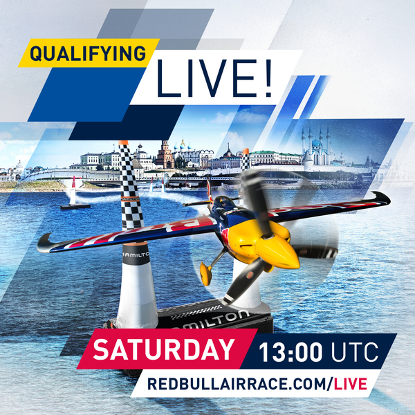 Red Bull Air Race 2017 Kazan