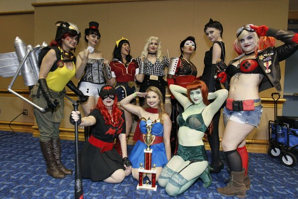 from Ares tampa bay comic con speed dating