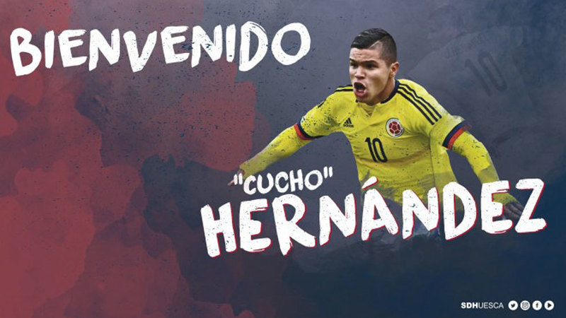 'Chucho' Hernandez llegará cedido por un año