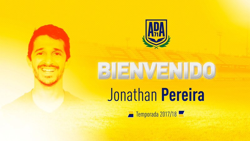 Jonathan Pereira será del Alcorcón hasta 2019
