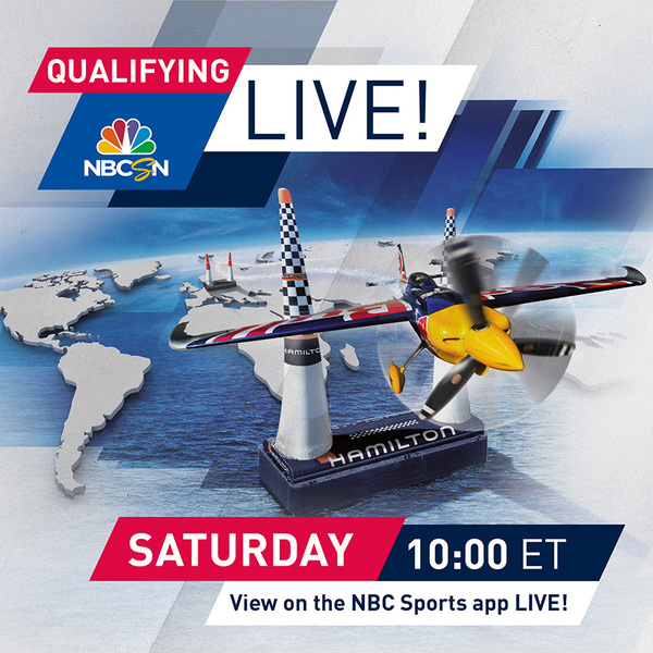 Red Bull Air Race 2017 Lausitzring