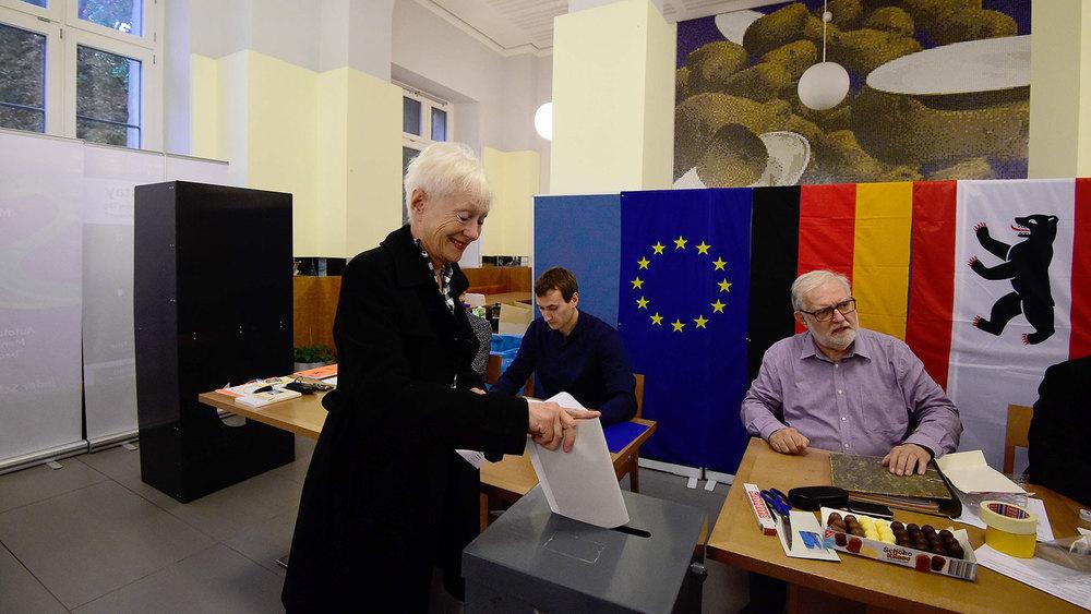 Statsvetare upplagt for en jamaicakoalition i tyskland