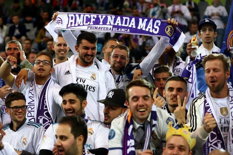 El Real Madrid no estará solo en el Signal Iduna Park FOTO: GETTY