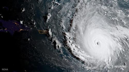 Hurricane Irma: Gun owners in Florida plan to 'shoot down' hurricane