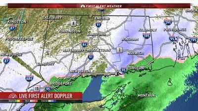 Live Blog: Winter weather Jan  17 - New Haven Register