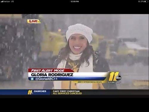 Winter weather hits North Carolina | Page 2