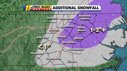 Winter weather hits North Carolina | Page 4