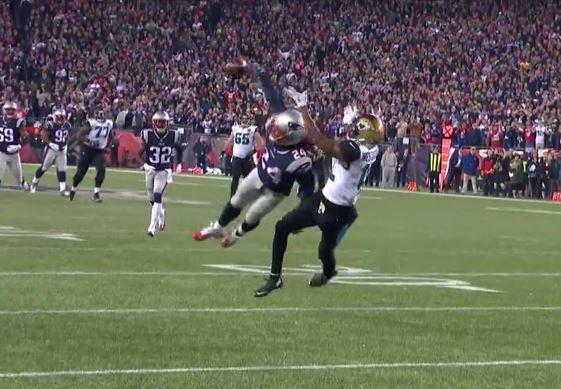 Gilmore sacó la mano a relucir