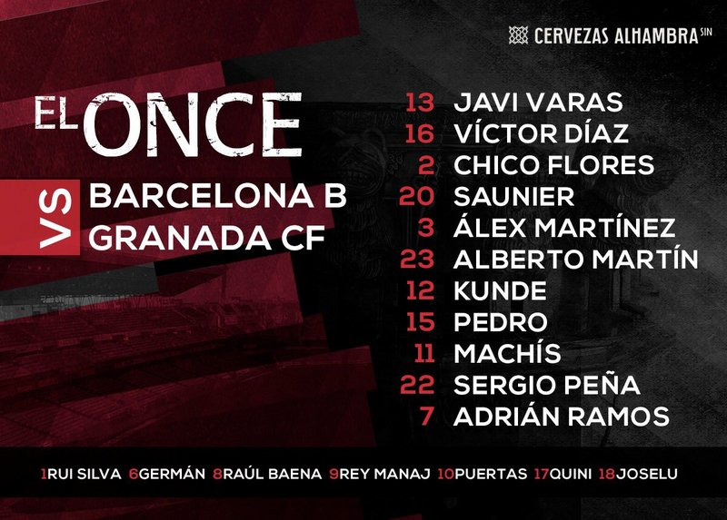 Once del Granada