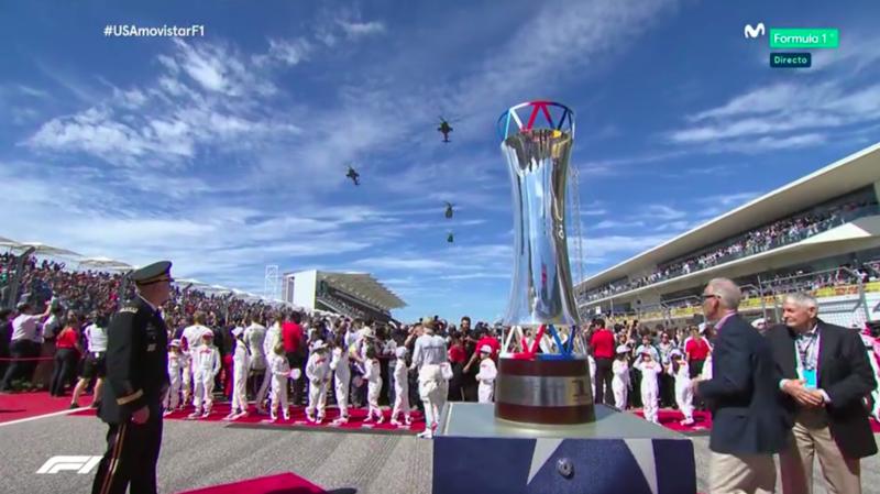 Lo que necesita Lewis Hamilton para coronarse en el GP de México