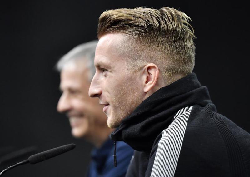 Reus será la principal amenaza del Borussia Dortmund