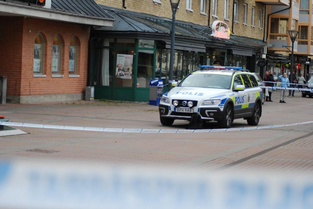 Polisen hanger ut misstankta pa sin hemsida