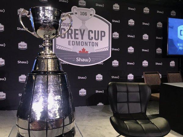 Grey Cup 2018