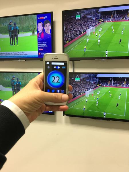 E con Fulham-Southampton e Saturday Night su SkySport24, abbiamo toccato quota 22 eventi seguiti