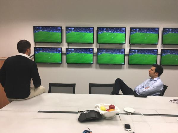 Presenti anche al fischio d'inizio di Juventus-Spal. Dopo quasi 22 ore di visione, non siamo ancora alla frutta