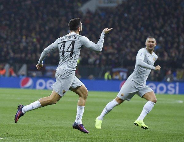 UEFA Champions League scores: Manchester United beats Ronaldo and
