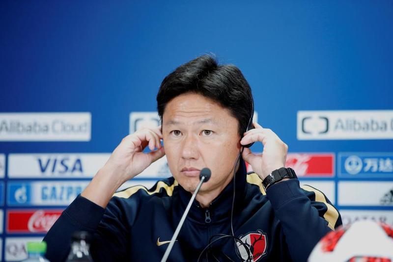 Go Oiwa, técnico nipón, recordó el partido de Ronaldo de hace dos años