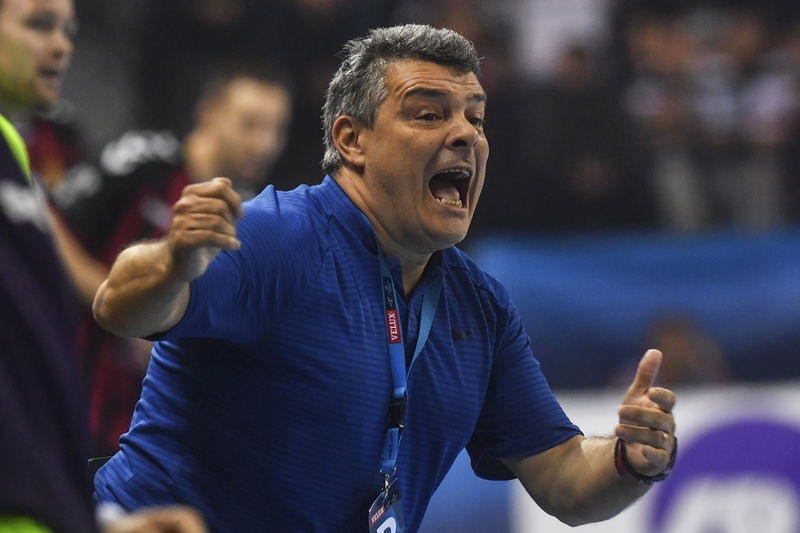 Xavi Pascual, entrenador del Barça Lassa