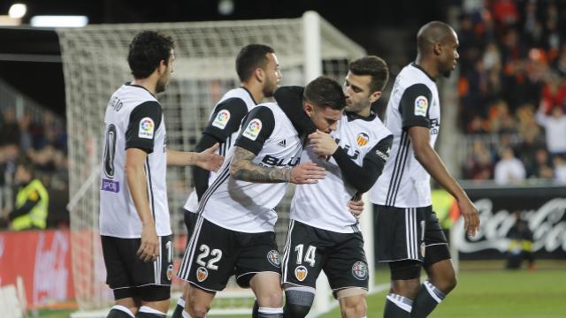 Alegría efímera del Valencia | LFP