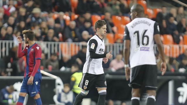 Vietto, positivo tras el gol | LFP