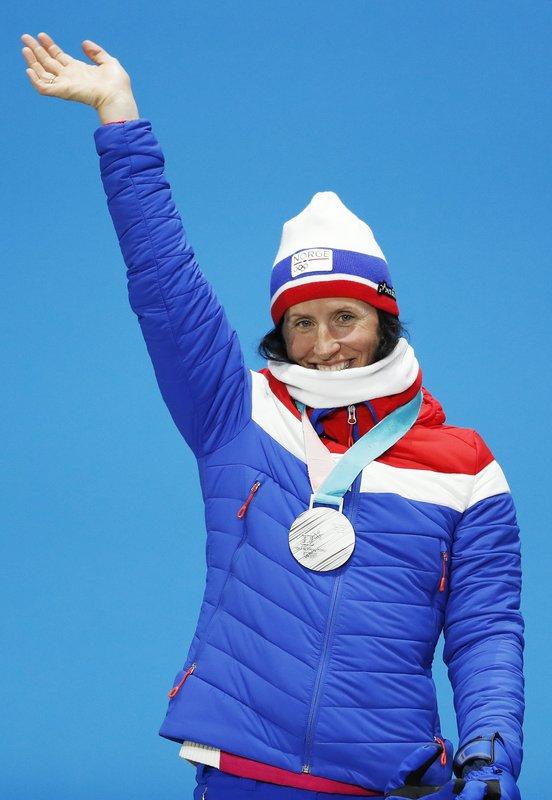 Marit Bjoergen afirma que pueden ser sus últimos Juegos Olímpicos de Invierno - FOTO: EFE