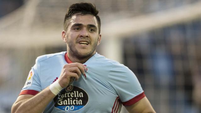 Maxi Gómez, estandarte del Celta en esta temporada | LFP