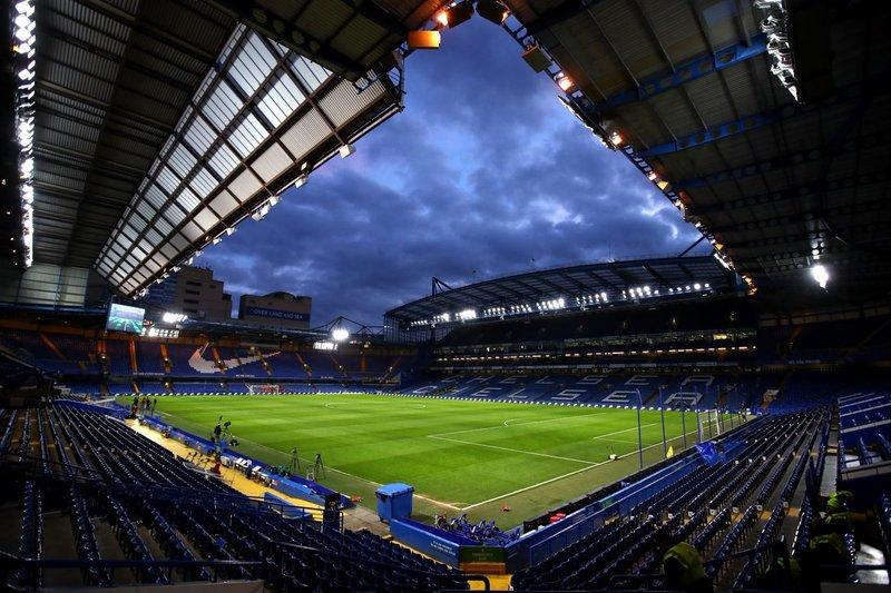 Stamford Bridge ya espera al Barça el 20-F FOTO: ChelseaFC